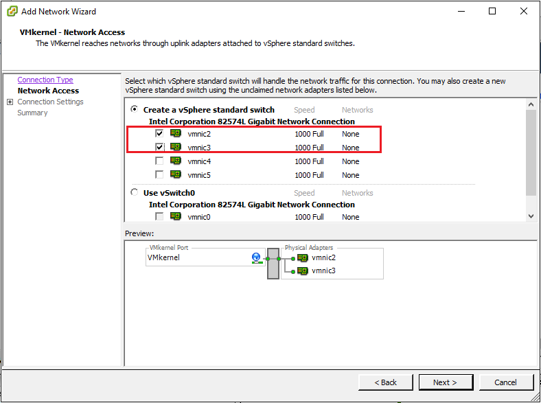 How to Configure ESXi Storage Networks in vSphere