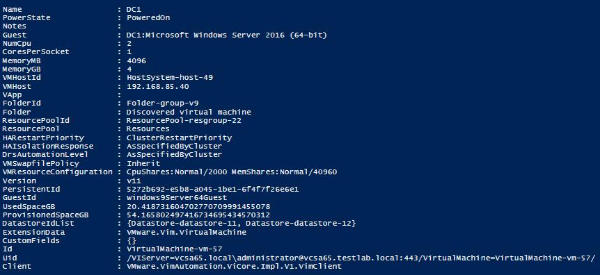 How to Do Basic PowerCLI Scripting for vSphere