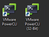 PowerCLI shortcuts