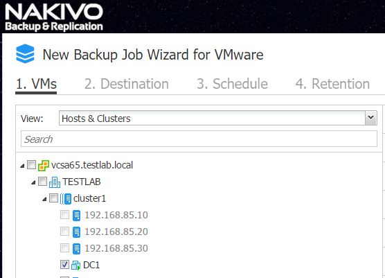 VMware Backup Best Practices