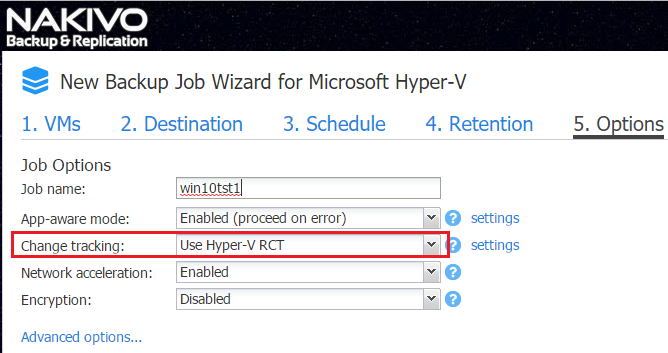 What Is Changed Block Tracking in Hyper-V?