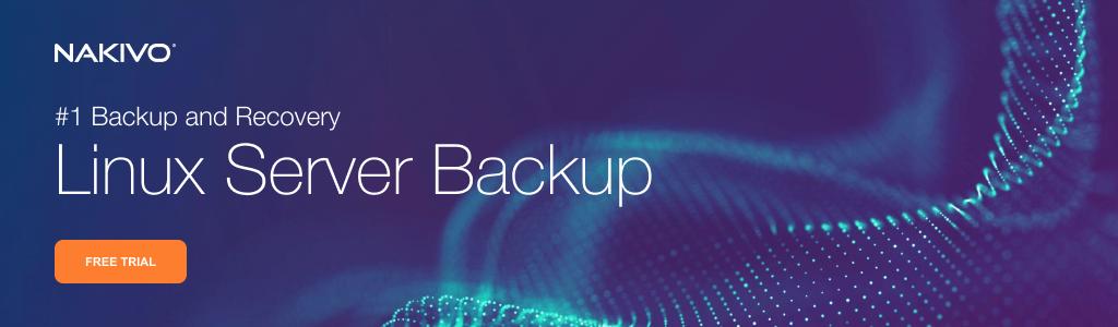 Backup for Linux Server