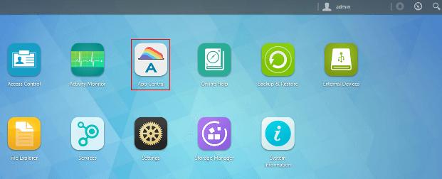 ASUSTOR App Central