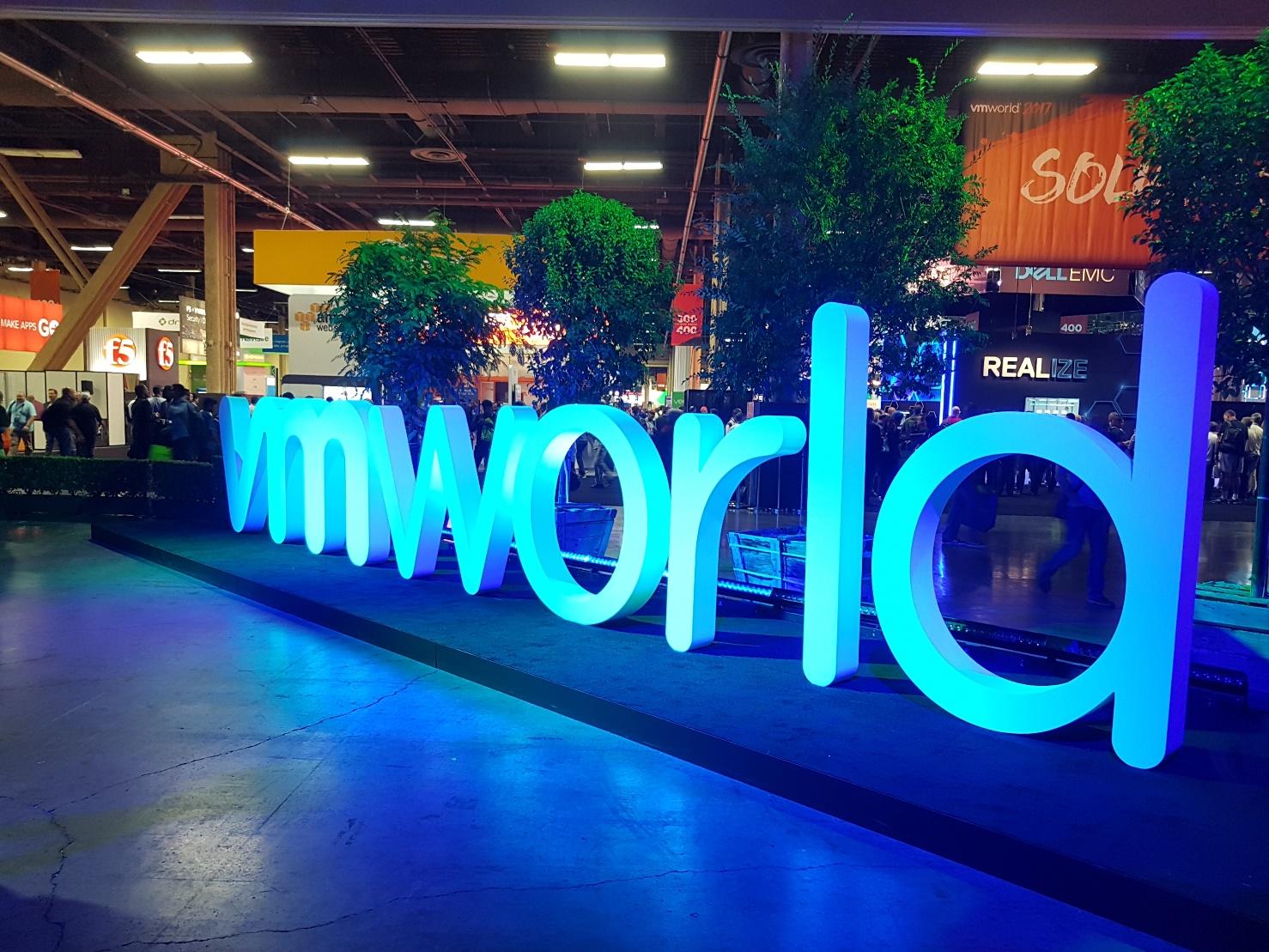 VMworld US 2017