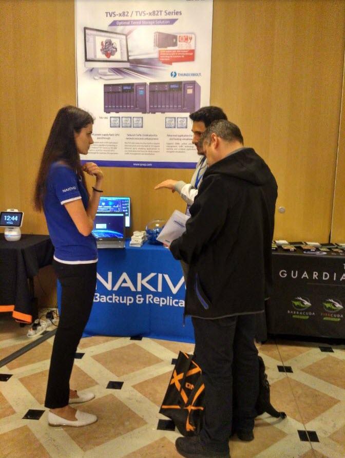 NAKIVO Presentation for QNAP Partners