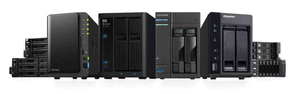 NAKIVO Backup & Replication allows backing up to NAS