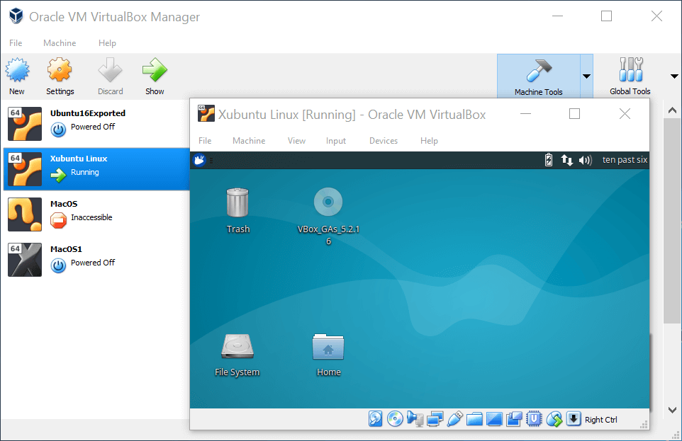 A Complete Comparison of VMware and VirtualBox
