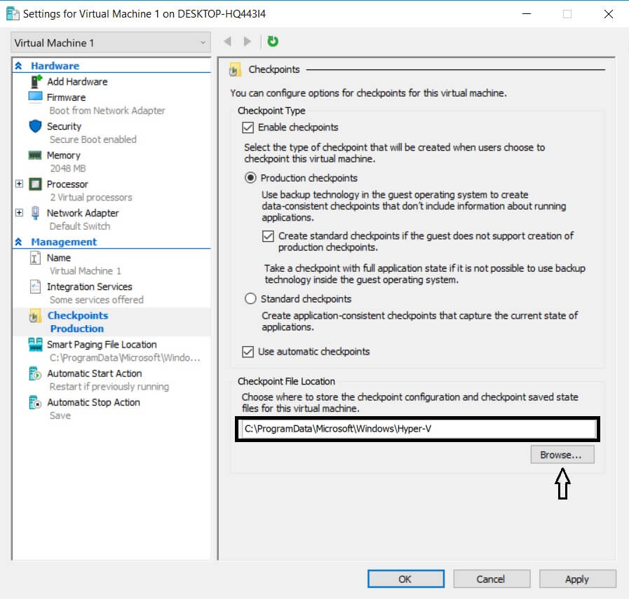 How to Work With Hyper-V Checkpoints: A Step-By-Step Guide