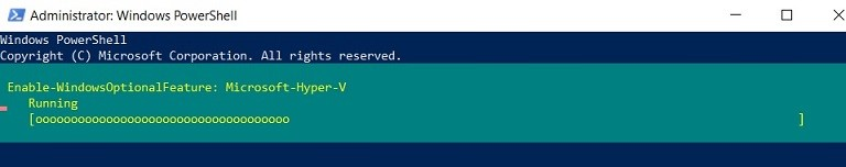 How to install Hyper-V with PowerShell