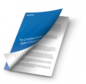 The Complete Guide to Hyper-V Clustering - Download New eBook