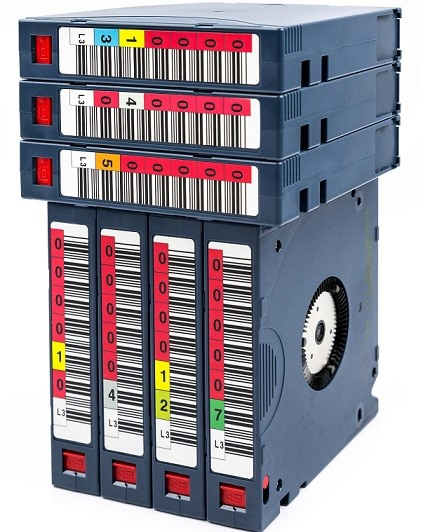Magnetic Tape Backup