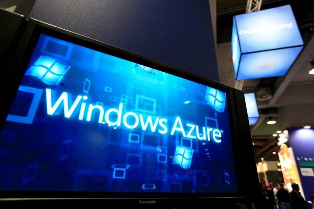 Microsoft Azure instance types