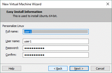 Easy Install can be used to install VMware Tools on a guest OS automatically