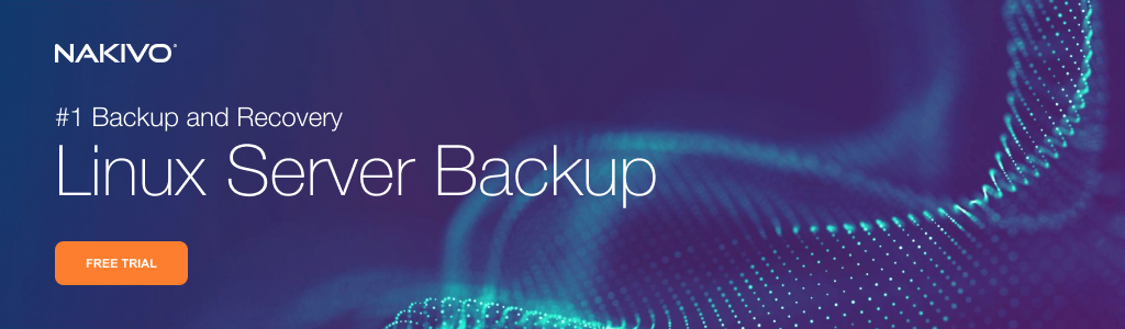 Backup for Linux Server