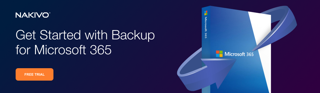 Microsoft Office 365 Backup