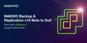 v10 Beta - NAKIVO Backup & Replication Twitter