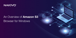 An Overview of Amazon S3 Browser for Windows_Twitter