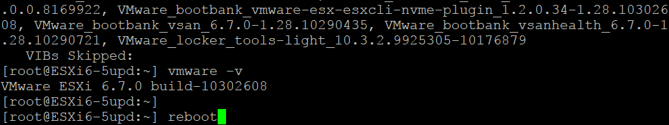 ESXi-packages-are-updated-and-server-reboot-is-required-to-complete-ESXi-upgrade