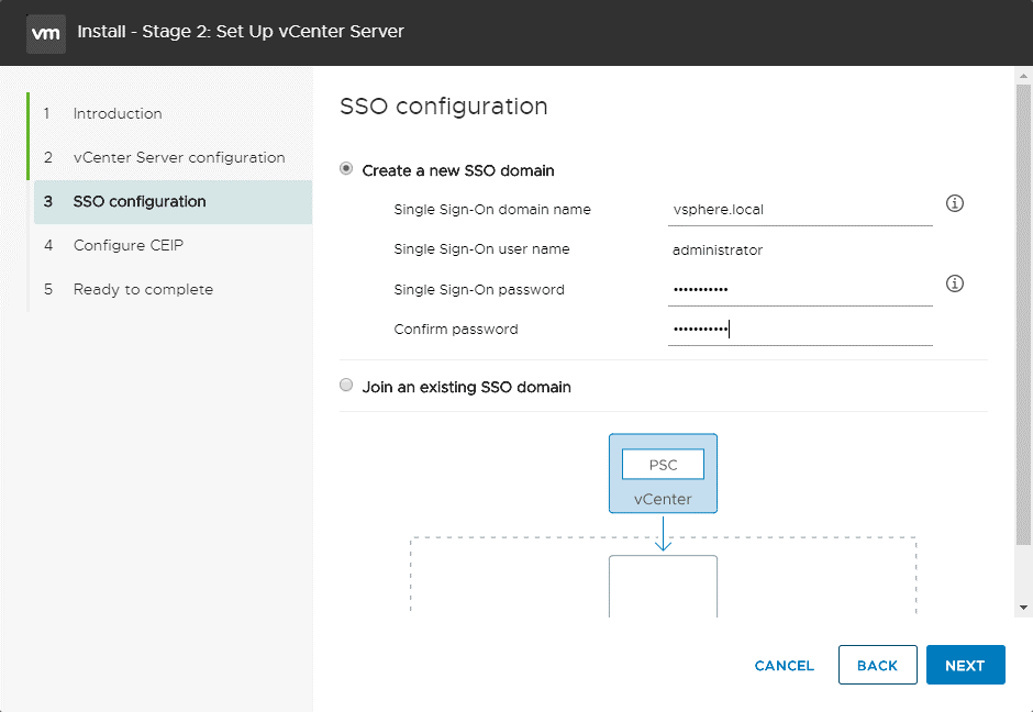 SSO-configuration-for-VMware-vCenter-7