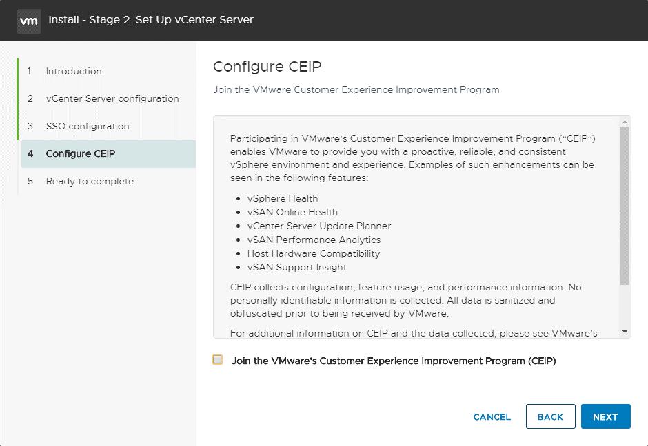 VMware-vCenter-7-setup_configuring-CEIP