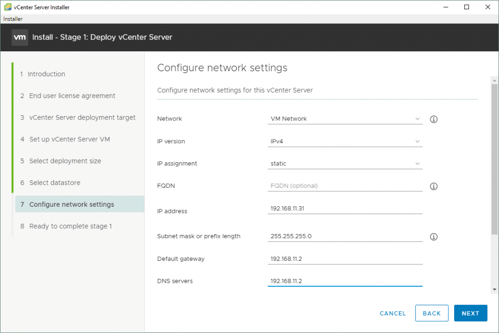 VMware-vSphere-installation-and-setup_configuring-network-settings-for-vCenter-7