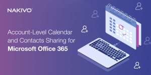 Account-Level Calendar and Contacts Sharing for Microsoft Office 365_Twitter
