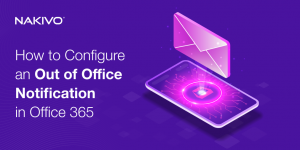 How to Configure an Out of Office Notification in Office 365_Twitter
