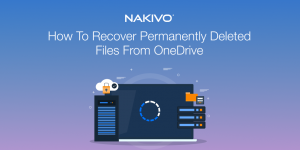 How to Recover Permanently Deleted Files from OneDrive_Twitter
