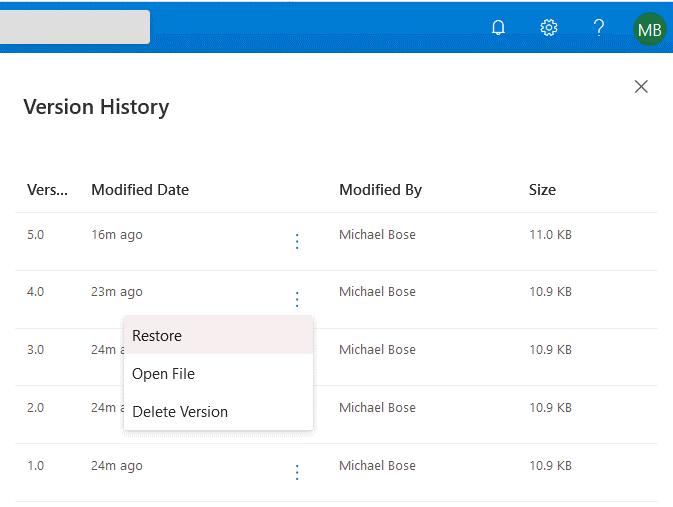 OneDrive-restore-previous-version