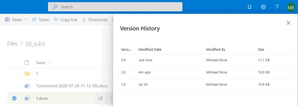 OneDrive-vs-Google-Drive-OneDrive-versioning