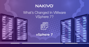 What's Changed in VMware vSphere 7