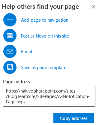 How-to-use-SharePoint-and-create-a-new-information-page-on-a-site