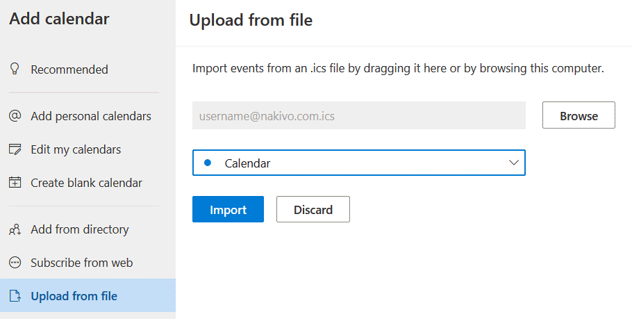 Uploading-a-Gmail-calendar-to-Office-365-from-the-exported-file