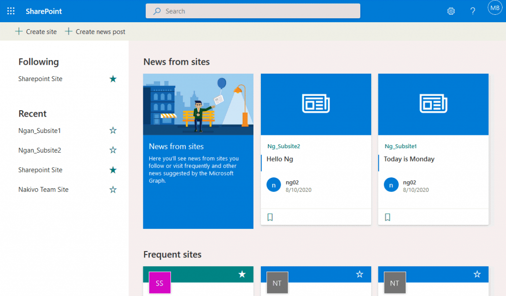Using-SharePoint-and-managing-SharePoint-sites