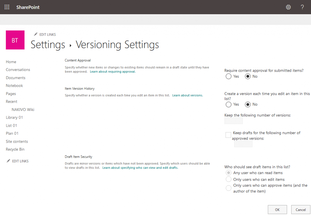 Using-SharePoint-versioning-for-lists-in-Microsoft-SharePoint-Online