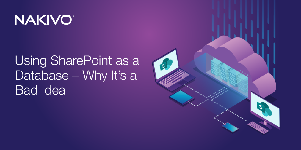 Why You Shouldn't Use SharePoint Online as a Database
