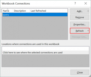 Connect Excel to SharePoint list