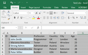Import Excel into SharePoint list