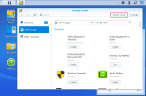 How to install NAKIVO Backup & Replication on Synology NAS to create a backup appliance