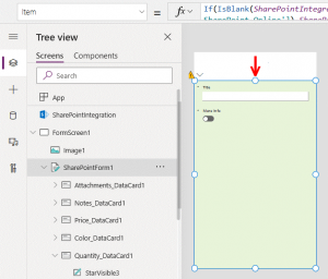 Resizing the form in Power Apps
