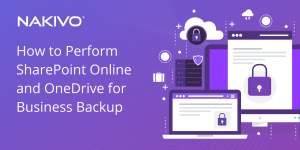 How to Perform SharePoint Online and OneDrive for Business Backup_tw