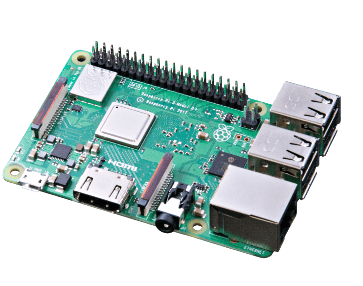 Secure and Portable Backup Appliance with Raspberry Pi