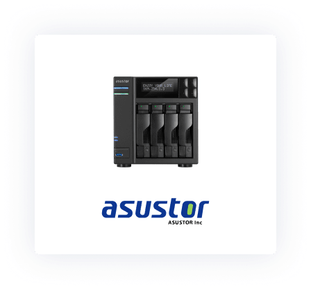 ASUSTOR VM Backup Appliance