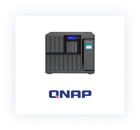 QNAP VM Backup Appliance