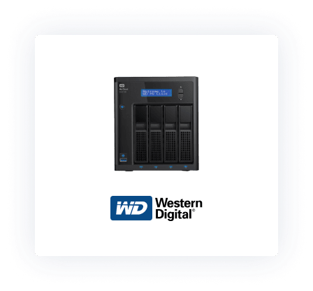 Western Digital VM Backup Appliance