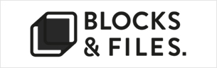 Blocks & Files Logo