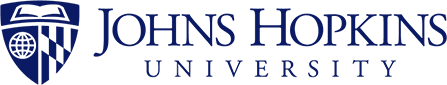 logo of John Hopkins Uni
