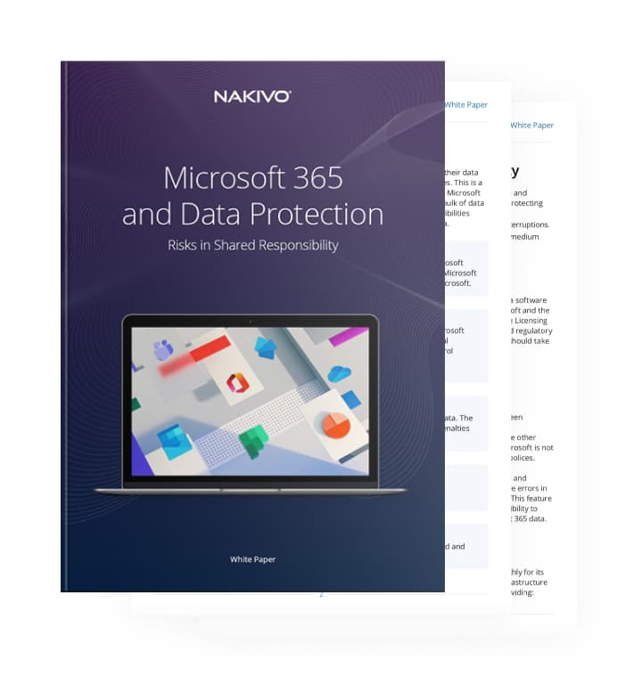 Microsoft Office 365 and Data Protection: Risks in Shared Responsibility